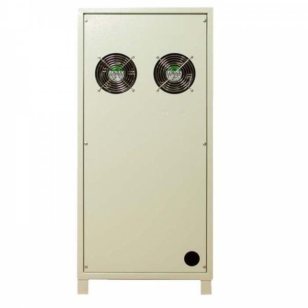 Однофазный стабилизатор Lider PS 10000SQ-L, вид сзади