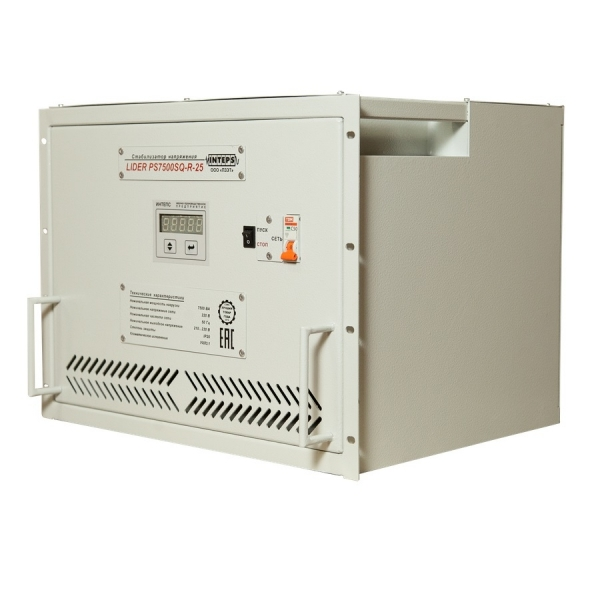 Однофазный стабилизатор Lider PS 12000SQ-R-15