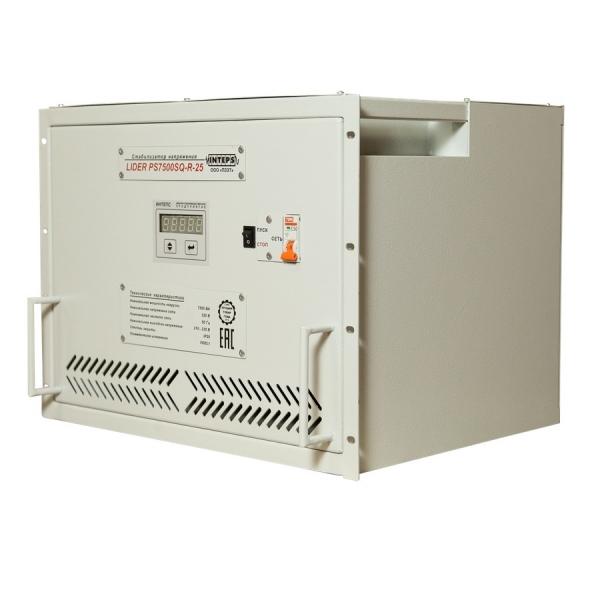 Однофазный стабилизатор Lider PS 7500SQ-R-25