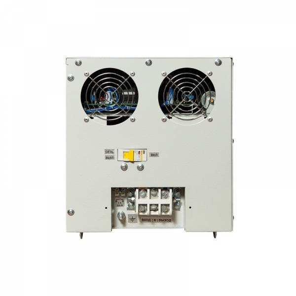Однофазный стабилизатор Lider PS 10000W-30, клеммная колодка