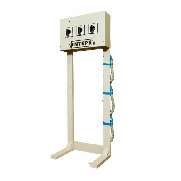 Стойка Lider 9-36 с контролем 3х фазного выхода и ручным пофазным байпасом (КТВ+БП)